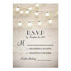 (burlap lights rustic elegant wedding RSVP cards) #Burlap, #ChicRsvp, #Country, #Garden, #Lights, #Night, #Reply, #Response, #Rsvp, #Rustic, #ShabbyRsvp, #StringLights, #Twinkle, #Vintage, #Wedding is available on Custom Unique Wedding Invitations store h (CustomWeddingInvitations) Tags: burlap lights rustic elegant wedding rsvp cards chicrsvp country garden night reply response shabbyrsvp stringlights twinkle vintage is available custom unique invitations store httpcustomweddinginvitationsringscakegownsanniversaryreceptionflowersgiftdressesshoesclothingaccessoriesinvitationsbinauralbeatsbrainwaveentrainmentcomburlaplightsrusticelegantweddingrsvpcards weddinginvitation weddinginvitations