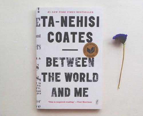 Ta Nehisi Coates book fan photo