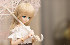 Lens test (smart991210) Tags: sony volks dds dollfiedream akira a7 canon