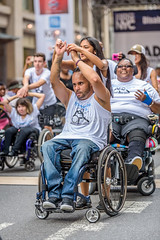 EM-160710-DisabilityPrideNYC-012 (Minister Erik McGregor) Tags: nyc newyork art festival photography march parade awareness visibility inclusion 2016 disabilitypride erikrivashotmailcom erikmcgregor 9172258963 erikmcgregor disabilitypridenyc disabilityparade