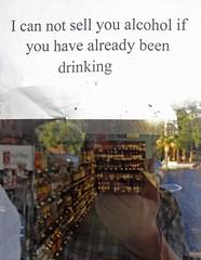 (C. Neil Scott) Tags: westcolumbiasc liquorstore reddot southcarolina parklandshoppingcenter caycesc icannotsellyoualcoholifyouhavealreadybeendrinking