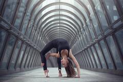 (dimitryroulland) Tags: street city light people urban paris france art dance nikon natural 85mm dancer gymnast gymnastics 18 gym performer flexibility flexible d600 dimitry roulland