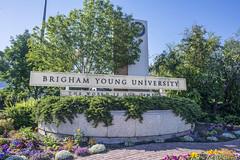 Salt Lake City_Brigham Young University (crainnational) Tags: utah saltlakecity brighamyounguniversity campus sign university