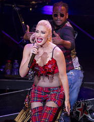 Gwen Stefani  - DTE Energy Music Theatre - Clarkston, MI - Aug 2nd 2016