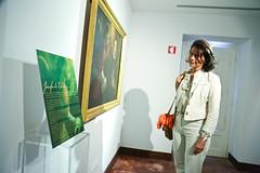Teresa Morais em Óbidos