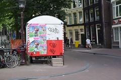 Amsterdam, Singel (TedXopl2009) Tags: amsterdam singel milkshake festival keet schaftkeet