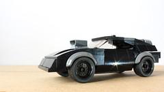 Mad Max Fury Road, V8 Interceptor (with instructions)) (hachiroku24) Tags: mad max fury road v8 interceptor instructions last lego toy creation moc afol car vehicle