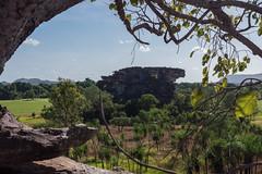 Kakadu National Park view accross valley