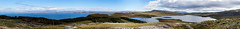 Isle of Skye with a view to mainland Scotland (jimx9999) Tags: scotland schottland panorama stitched isleofskye