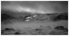 Wild Cairngorms (Ian Mountford) Tags: wild mountain snow storm ian scotland highlands gale spindrift guide blizzard whiteout cairn gorm munro mountford march2015