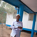 Mobile health and nutrition team leader, Kalid Ibrahim abdirkadir,22,Somali Region.