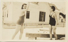 Women in Snow.jpg (akrausha) Tags: winter women bathing