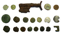 Size Ratio Manotage 1 (metallic) (Welcome to The PAST) Tags: gold hammered roman brooch medieval celtic viking flint saxon scraper neolithic ironage fibula romanobritish metaldetecting stater knapped samianware metaldetectingfinds