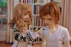 053 (Colibry Julia) Tags: sd bjd amelia dollzone dollfamilyh xiayutong