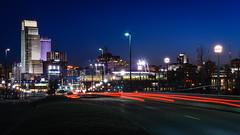 abbott drive at night - omaha, ne (laughlinc) Tags: city cityscape laughlinc lightroom lightroom5 longexposure nebraska night nikon1755mm24 nikond7200 omaha urban thechallengefactory nikon