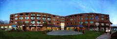 Woodmark hotel in Kirkland WA. (Rick Takagi) Tags: camera 6 lake apple hotel washington sample plus kirkland iphone woodmark