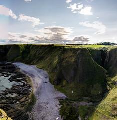 1291 _ Dunnotar Castle. (AnnaReGe) Tags: scotland alba escocia stonehaven reinounido dunnottarcastle pelmn