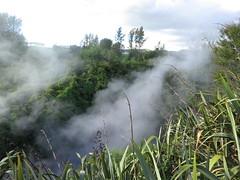 """Il y a le feu ? Nous sommes dans les nuages ? Non, non nous sommes dans une source d'eau chaude <a style=""""margin-left:10px; font-size:0.8em;"""" href=""""http://www.flickr.com/photos/83080376@N03/16939872581/"""" target=""""_blank"""">@flickr</a>"""