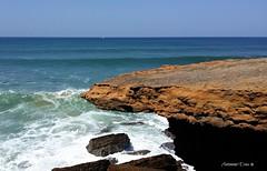 """""""Rampa"""" (antoninodias13) Tags: portugal azul mar surf barco lisboa samsung marisco velas passeios mafra rochas risco odores sãolourenço ventos ribamar marés mariscar vastidão ribeirailhas praiadesãolourenço santoisidoro antoninodias13 praiadoscoxos forçanatureza"""