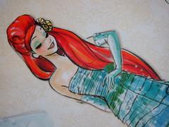 Disney LE Ariel (sh0pi) Tags: ariel doll little designer 11 disney le mermaid limited edition disneystore puppe arielle 8000 kleine 5inch meerjungfrau