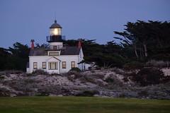 Point Pinos Lighthouse (Xaf) Tags: california usa lighthouse faro highway1 eua fujifilm pacificgrove asilomar far hwy1 pointpinos eeuu pacifichighway fujifilmxe2 esfujifilmx
