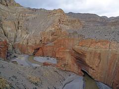 Mustang_2719 Kali Gandaki Gorge near Chele (Roger Nix's Travel Collection) Tags: nepal mustang himalaya chele kaligandaki chhele tsele