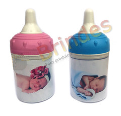 Mini mamadeira (www.ciadebrindes.blogspot.com) Tags: mini bebê criança festa mãe maternidade chá mamadeira
