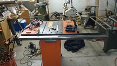 David Spahn - DIY Table Saw Guide Rails