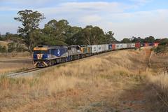 2015-03-25_1748-50-120 GL107 VL356 and RL305 on 3112 at Frampton (gunzel412) Tags: geotagged australia newsouthwales aus frampton cootamundra geo:lat=3468666500 geo:lon=14792155333