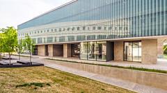 (ken mccown) Tags: architecture modernism arkansas fayetteville universityofarkansas stevenlandersondesigncenter