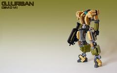 G.I.Urban (Devid VII) Tags: city urban green army lego g military tan olive assault combat gi mecha mech drones moc drone armoured devid devidvii