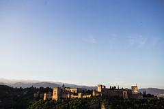 Good morning Alhambra (Leo Hidalgo (@yompyz)) Tags: espaa love film canon eos reflex andaluca spain europa europe random cam like explore alhambra granada create dslr 6d fotografa vsco ileohidalgo yompyz