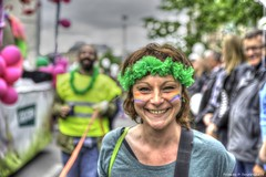 Smile (misterblue66) Tags: brussels woman smile nikon femme bruxelles pride tamron sourire f28 hdr glimlach d610 2470 photomatix photomatixpro
