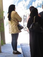 Hijab Girl (Buses,Trains and Fetish) Tags: hijab girl women niqab burka chador