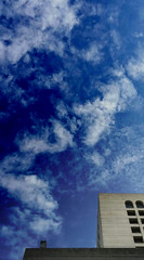 Nephophilia (Sakib Mridha) Tags: phonography lg lgg3 sky cloud nephophilia idb agargaon building blue white outdoor bliss dhaka dhakaiya bangladesh