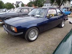 Opel Ascona B (911gt2rs) Tags: treffen meeting youngtimer blau blue vauxhall