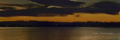 Puesta del sol en la laguna (luisferrarino) Tags: paisajes argentina landscape atardecer mardelplata nikond7000 luisferrarino