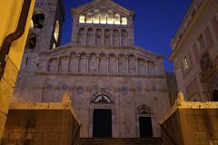 Cagliari at night (herbert@plagge) Tags: sardegna city italien italy architecture night cathedral nacht kathedrale stadt architektur gebude cagliari sardinien urbancentre