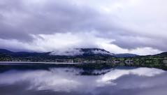 len juli -16 (bjarne.stokke) Tags: norway norge skyer rogaland speiling len