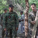 Weapons simulation training at CARAT Timor-Leste