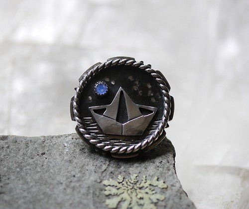 The Matelot ring ~