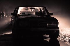 The mystic lights (alexxspb) Tags: night car lights    mystic mercedes