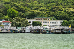 Stilt house. (bgfotologue) Tags:   2016 500px bgphoto cat cats coast fishingvillage hk heritage hongkong image island landscape lantau mangroove nature oldtaiopolicestation outdoor photo photography policestation saltedfish shrimppaste stilthouses taio tanka venice veniceoftheorient village waterparade bellphoto tourism