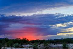 Last Rays (Carl Cohen_Pics) Tags: sunset sierraestrellamountains spring mountain arizona clouds desert phoenix canon color nubes