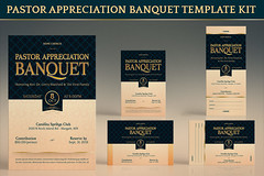 Pastor Appreciation Event Template Kit (godserv) Tags: wedding green church ball poster corporate gold golden concert anniversary teal ticket valentine appreciation celebration musical invitation valentines classical banquet elegant fathersday pastor blacktie gala template luncheon classy clergy