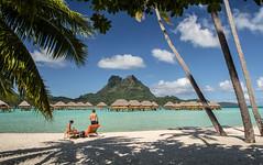 Bora bora beach (lux0049) Tags: borabora tahiti