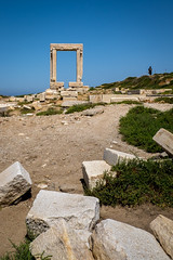 Naxos Island, Greece (Ioannisdg) Tags: ioannisdg summer naxos gofnax travel portara greece vacation ioannisdgiannakopoulos flickr nxos egeo gr