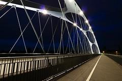 IMG_0022 Frankfurt@Night (Brigitte Wagner) Tags: frankfurtammain frankfurt nightshot nightscene night river rivermain skyline
