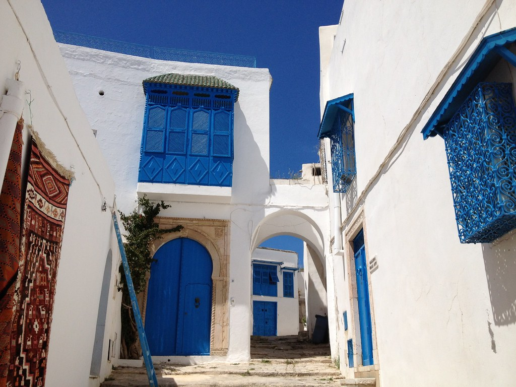 The world 39 s most recently posted photos of architecture for Architecture tunisienne