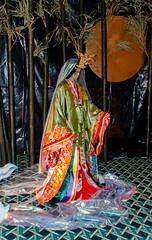 Lady of Colour (Jocey K) Tags: costumes newzealand christchurch display kimono canterburyjapanday riccartonraceway